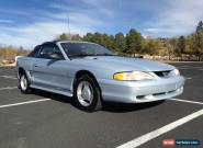 1994 Ford Mustang Base Convertible 2-Door for Sale