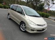 2003 Toyota Estima G Cruise Control Gold Automatic 4sp A Wagon for Sale