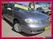 2003 Nissan Pulsar N16 ST Blue Manual 5sp M Sedan for Sale