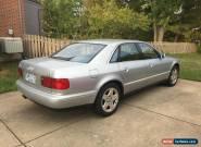 1997 Audi A8 Base Sedan 4-Door for Sale