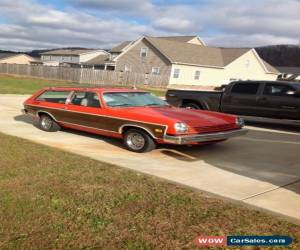 Classic 1976 Chevrolet Other Estate Wagon 2-Door for Sale
