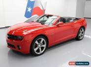 2011 Chevrolet Camaro LT Convertible 2-Door for Sale