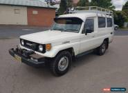 >>> Only 28 500 kms <<< Toyota Troopcarrier Troopy 1986 2H Diesel Ambulance for Sale