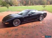 2002 Chevrolet Corvette Z06 Coupe 2-Door for Sale