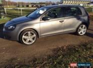 2009 Volkswagen Golf 1.4S / 5 Door / Metallic Grey / Alloys for Sale