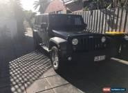 Jeep Wrangler 2014 MY15 19,000KM for Sale