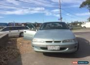 1997 Holden VS Commodore Sedan - Green for Sale