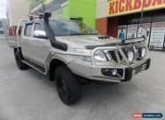 2012 Toyota Hilux SR5 UPGRADE Manual 5sp M Dual Cab for Sale