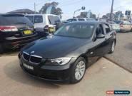 2006 BMW 320i E90 Executive Black Automatic 6sp A Sedan for Sale