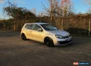 2009 Volkswagen Golf 1.4s 3-door GTi replica - LOW mileage, NO RESERVE for Sale