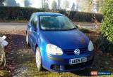 Classic 2005 Volkswagen Golf 1.6 FSI for Sale