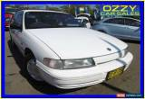 Classic 1993 Holden Commodore VPII Executive White Automatic 4sp A Wagon for Sale