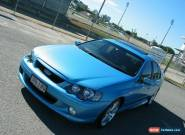 2005 Ford Falcon BA MkII XR6 Blue Automatic 4sp A Sedan for Sale