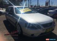 2007 Ford Falcon BF MkII XT Silver Automatic 4sp A Wagon for Sale