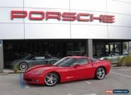 2008 Chevrolet Corvette 2dr Convertible for Sale