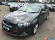 2009 Ford Falcon FG XR6 Grey Automatic 5sp A Sedan for Sale