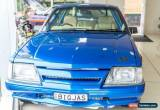 Classic 1985 Holden Commodore VK Blue Automatic 3sp A Sedan for Sale