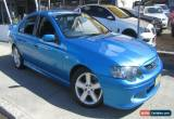 Classic 2003 Ford Falcon BA XR8 Blue Automatic 4sp A Sedan for Sale