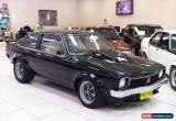 Classic 1976 Holden Torana LX SS Black Manual 4sp M Liftback for Sale