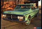 Classic 1972 GMC Sierra 1500 for Sale