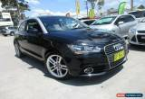 Classic 2010 Audi A1 8X MY11 Ambition Black Manual 6sp M Hatchback for Sale