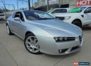 2006 Alfa Romeo Brera V6 Silver Manual 6sp M Coupe for Sale