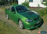 2004 Ford Falcon BA XR8 Utility  for Sale