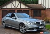 Classic 2013 Mercedes-Benz E Class 2.1 E220 CDI SE 4dr for Sale