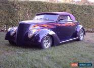1937 Ford Other 2 DOOR CABRIOLET for Sale