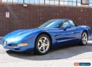 2002 Chevrolet Corvette Base Convertible 2-Door for Sale