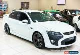 Classic 2011 Ford Falcon FG Upgrade XR6T Winter White Automatic 6sp A Sedan for Sale
