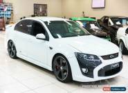 2011 Ford Falcon FG Upgrade XR6T Winter White Automatic 6sp A Sedan for Sale