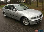 2002 BMW 316TI SE COMPACT AUTO SILVER for Sale