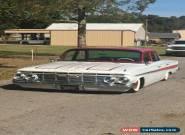 1961 Chevrolet Impala 4 door for Sale