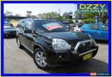 Classic 2008 Nissan X-Trail T31 TS (4x4) Black Manual 6sp M Wagon for Sale