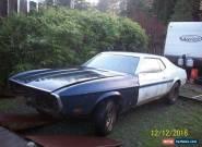 1973 Ford Mustang Base Hardtop 2-Door for Sale