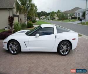 Classic 2010 Chevrolet Corvette Base Coupe 2-Door for Sale