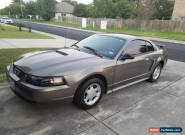 2001 Ford Mustang Base Convertible 2-Door for Sale