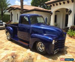 Classic 1949 Chevrolet Other Pickups 3100 for Sale