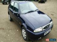 1998 FORD FIESTA GHIA 16V AUTO BLUE for Sale