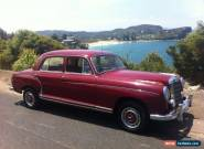 1959 Mercedes Benz 220S for Sale