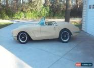 1958 Chevrolet Corvette Convertible for Sale