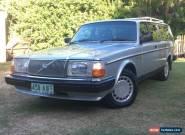 Volvo 240GL Wagon for Sale