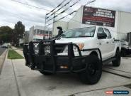 2006 Toyota Hilux KUN26R 06 Upgrade SR (4x4) White Automatic 4sp A for Sale