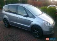 Ford s max 2.0 tdci SPARES OR REPAIR cat C for Sale