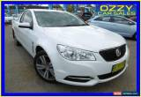 Classic 2013 Holden Commodore VF White Automatic 6sp A Utility for Sale
