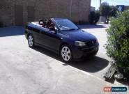 03 holden Astra Convertible under 134000km, RWC & long rego. for Sale