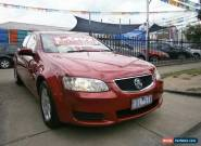2011 Holden Commodore VE II Omega Maroon Automatic 6sp A Sedan for Sale