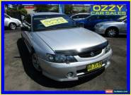 2003 Holden Commodore VY S Silver Automatic 4sp A Sedan for Sale