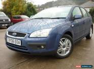 2006 FORD FOCUS 1.6 Ghia 5dr for Sale